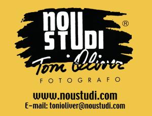 Logo Nou Studi - Toni Oliver