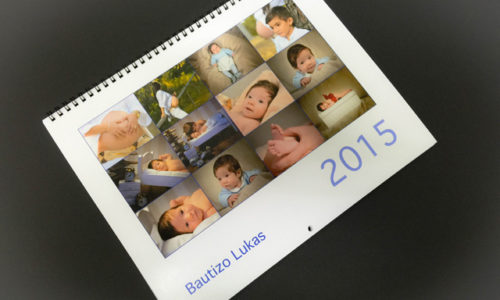 Totfoto Complementos – Calendario Pared Doble