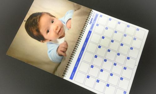 Totfoto Complementos – Calendario Pared Doble